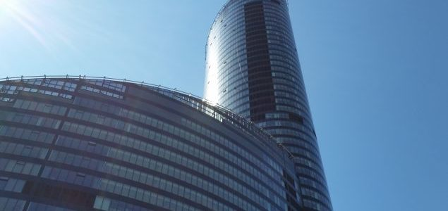 Sky Tower – the tallest building in Poland