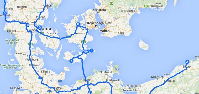 Our summer holidays in Denmark
