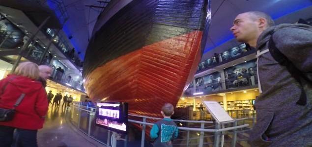 Polar Ship Museum FRAM