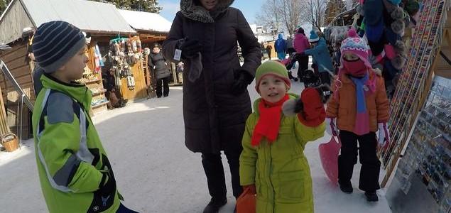 Gubałówka with kids