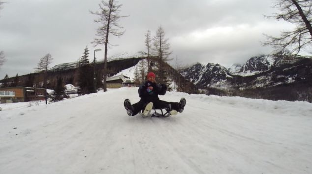 hrebienok-sledge