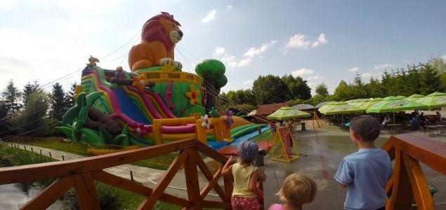 """Nowa Holandia"" Family Amusement Park in Elbląg"