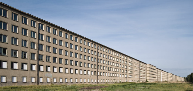 Prora – Abandoned Nazi resort
